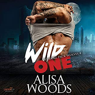 Wild One audiobook cover art