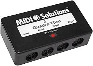 midi thru splitter