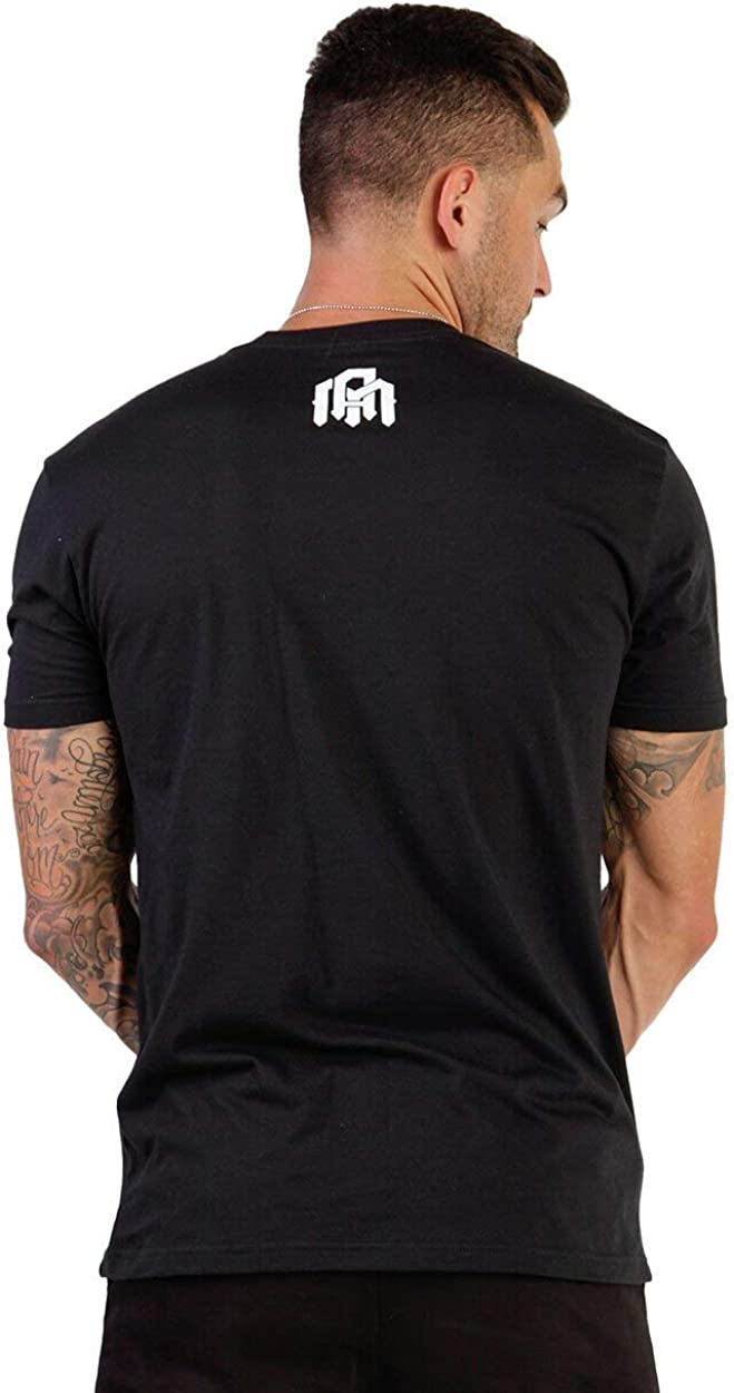 INTO THE AM Men's Graphic Tees - Cool Urban Gamer Design T-Shirts for Guys : Clothing, Shoes & Jewelry