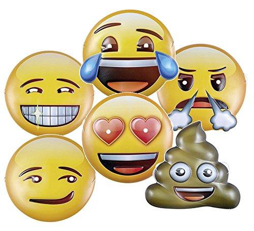 Tib 15964 - Gesichtsmasken Emoji