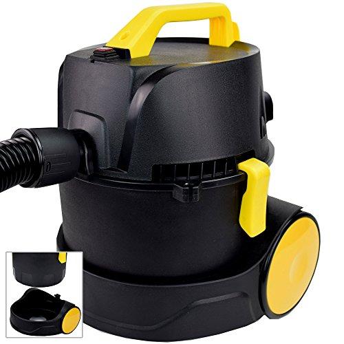 Syntrox Germany 6 L Aspirateur Aspirateur sec et humide avec réservoir amovible