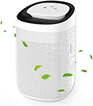 Air Purifiers for Home and Dehumidifier All in One, Portable Air Purifier - H13 HEPA Filter Remove 99.97%, 25DB Ultra-Silent, Up to 215 Sq.Ft