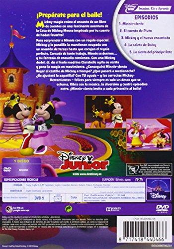 La Casa De Mickey Mouse 29: Minnie-Cienta [DVD]
