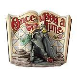 Disney Traditions Figurillas Decorativas con diseño Tradition, Resina, Multicolor, 18 x 1.1 cm