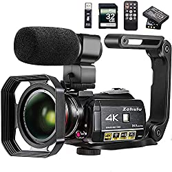 which is the best full spectrum camcorder in the world