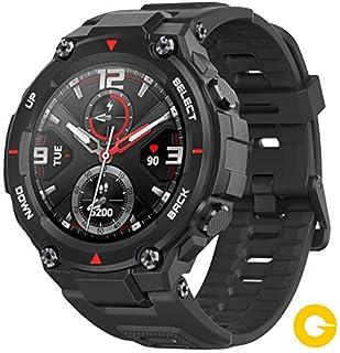 Amazfit T-Rex - Smartwatch sportivo – 20 giorni a batteria, 12 certificati militari, 50 m acqua, 14 modalità sportive, V.Global 200 Nero (B087D6LCBR) | Amazon price tracker / tracking, Amazon price history charts, Amazon price watches, Amazon price drop alerts