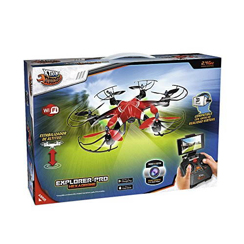World Brands XT280695 – Explorer Pro Drone