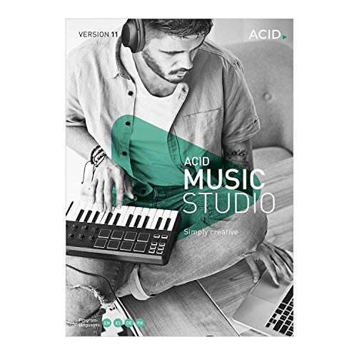ACID Music Studio – Version 11 – Simply creative   Standard   PC   PC Aktivierungscode per Email