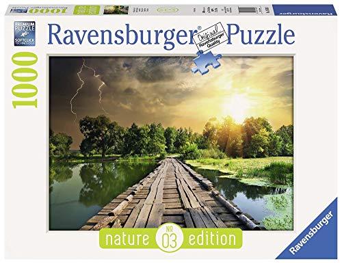 Ravensburger Puzzle 19538 - Mystisches Licht - 1000 Teile