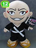 Anime Bleach Ikkaku Madarame Plush Doll 12 Inches