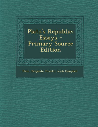 Plato's Republic: Essays - Primary Source Edition