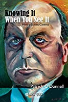 Knowing It When You See It (Suny Series, Literature . . . in Theory)