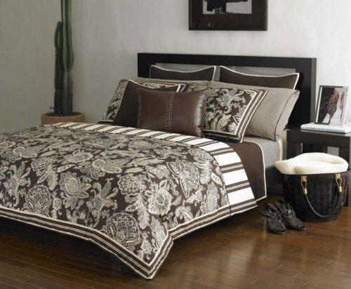 Big Sale Best Cheap Deals Michael Kors Taos 4-Piece Queen Comforter set