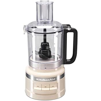 KitchenAid 5KFP0919EAC - Robot de cocina (2.1 L, Cream, Buttons, 1 m, China, Plastic): Amazon.es: Hogar