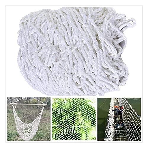 Balcony Protection Net Safe Net, Niños Red de protección Protección de seguridad Cubierta de cuerda de cuerda de la cuerda de carga Decoración de la decoración de la malla para niños Barañas de interi