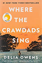 Copy of Where the Crawdads Sing by Delia Owens
