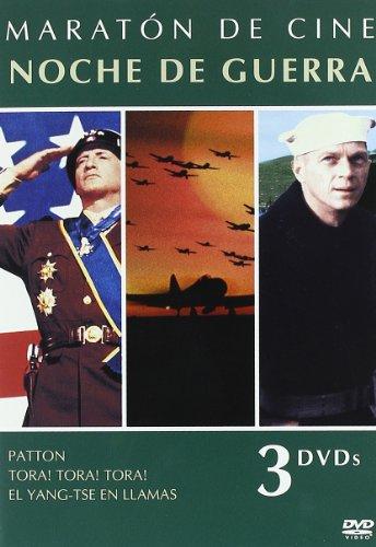 Pack - Patton + Tora! Tora! Tora! + Yang Tse En Llamas [DVD]