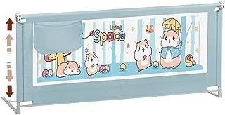 KISlink Crib  vertical lifting crib  crib  twin  large queen queen size mattress  height cm   blue