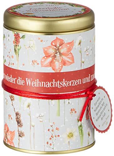 Sprüchedose - Nimm eins! Zauberhafte Weihnachtszeit! (M. Bastin): 100 Spruchkärtchen