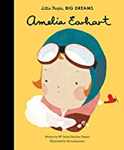 Amelia Earhart (Little People, BIG DREAMS)
