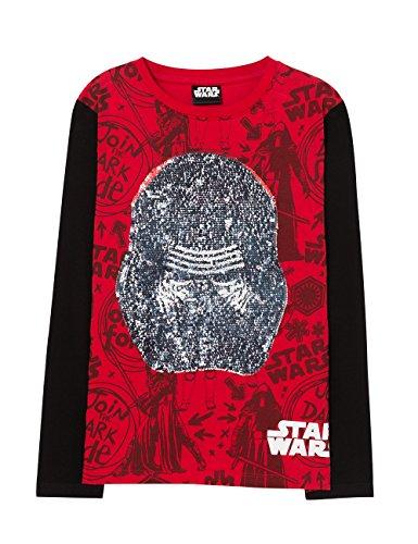 Desigual TS_janitz Camiseta, (Carmin 3000), 152 (Talla del Fabricante: 11/12) para Niños