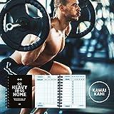 Zoom IMG-2 diario di allenamento e dieta