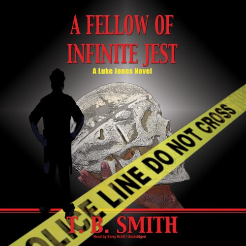 A Fellow of Infinite Jest audiobook cover art