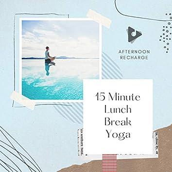 15 Minute Lunch Break Yoga