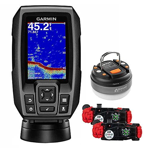 Garmin 010-01550-10 Striker 4 3.5-inch Chirp Fishfinder with GPS and...