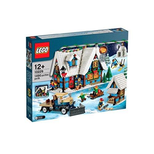 Lego Creator 10229 - Capanna invernale