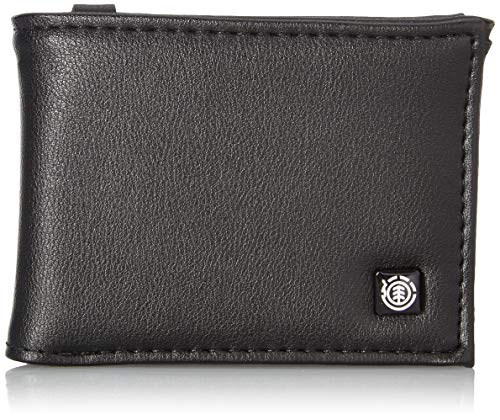 Element Segur Wallet, Hombre, flint black, One size