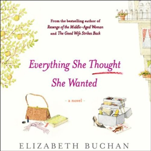 Everything She Thought She Wanted audiobook cover art