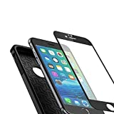 Anker iPhone 6 / 6s Case & Screen Protector Combo, Bumper Case and Tempered Glass Screen Protector for iPhone 6 / 6s, Full Protection (Gunmetal)