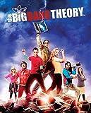 1art1 Big Bang Theory - Season 5, Laptop-Flash Mini-Poster