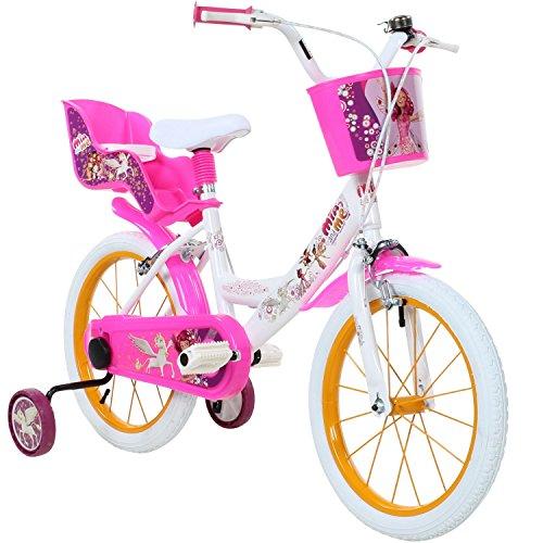 Mia and Me 14 Zoll Kinderfahrrad Kinder Anfänger Fahrrad Bike Centopia