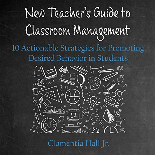 New Teacher's Guide to Classroom Management cover art