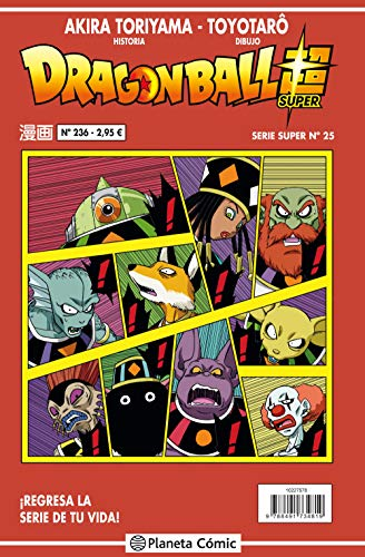 Dragon Ball Serie roja nº 236 (vol5): 222 (Manga Shonen)
