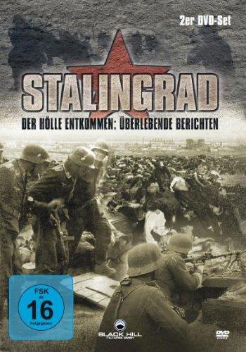 Stalingrad - Der Hölle entkommen: Überlebende berichten (2 DVDs)