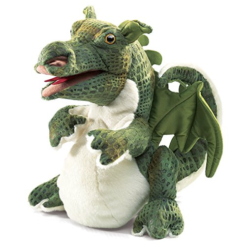 Folkmanis Puppets 2886 - Baby Drachen