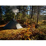 OneTigris Iron Wall Stove Tent with Inner Mesh, Weighs 1900g 10