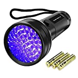 Best Uv Flashlights - UV Torch, Vansky UV Flashlight Black Light Review