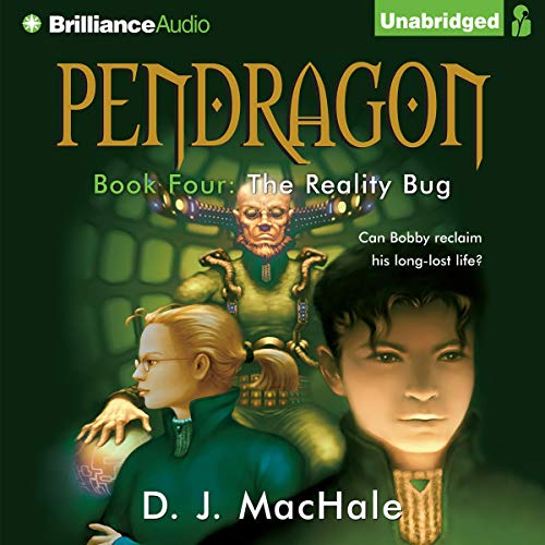 The Reality Bug audiobook cover art
