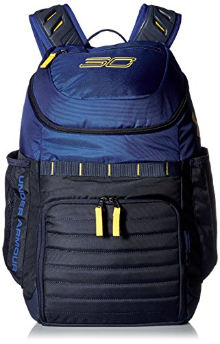 Under Armour SC30 Undeniable Backpack,Royal (400)/Steeltown Gold, One Size Fits All