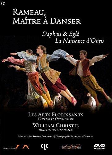Rameau: Daphnis & Eglé / La Naissance d'Osiris