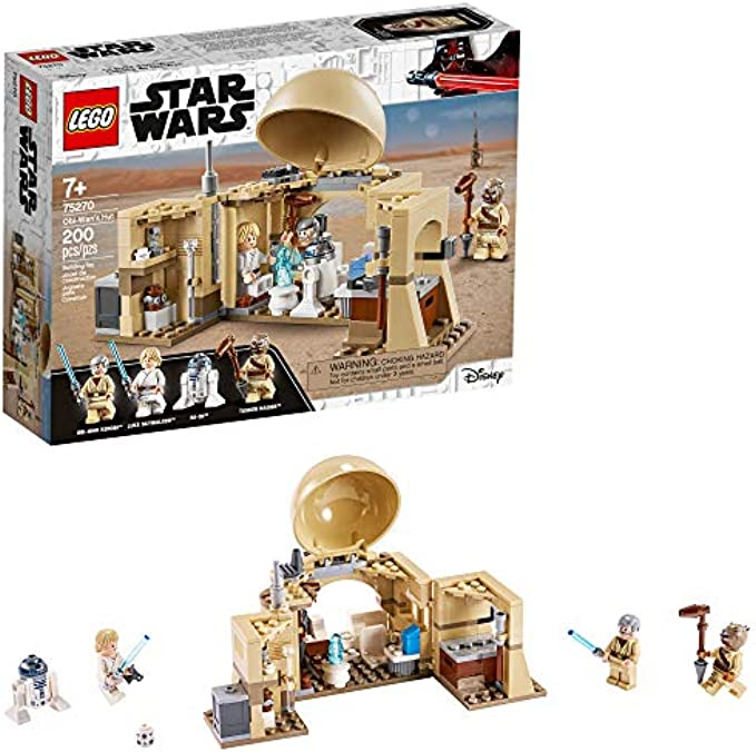 LEGO Star Wars: A New Hope Obi-Wan's Hut 75270 (new 2020)