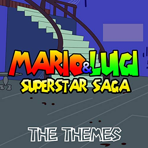 "Oho Ocean (From ""Mario & Luigi Superstar Saga"")"