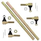 All Balls Tie Rod Upgrade Kit 52-1011 for Arctic Cat & Suzuki Applications (96-16)