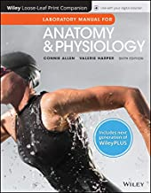 Laboratory Manual for Anatomy and Physiology, 6e WileyPLUS (next generation) + Loose-leaf 2 Semesters