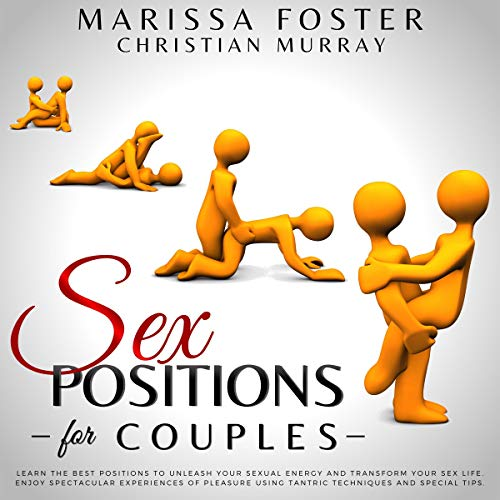 Sex Positions for Couples audiobook cover art