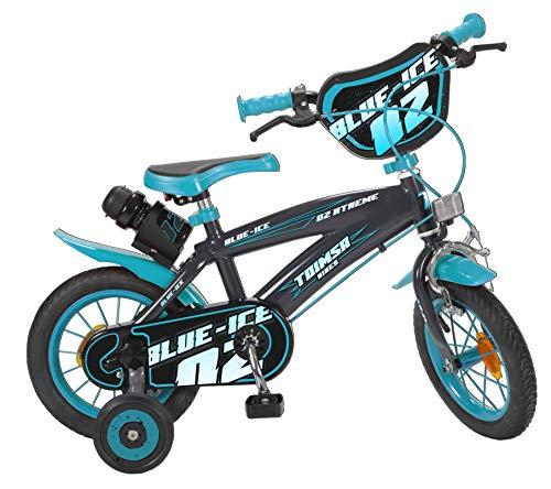 Bicicleta 12' Blue Ice